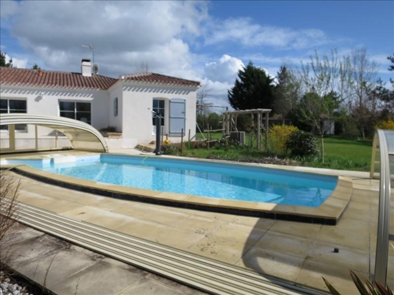 Vente maison / villa Ste foy 449300€ - Photo 2