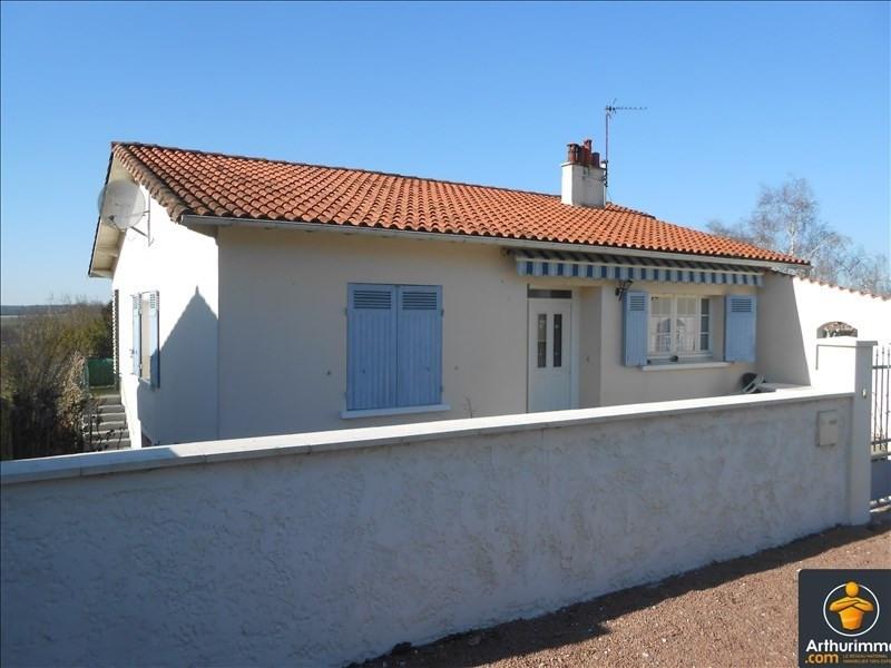Sale house / villa Aulnay 127800€ - Picture 1