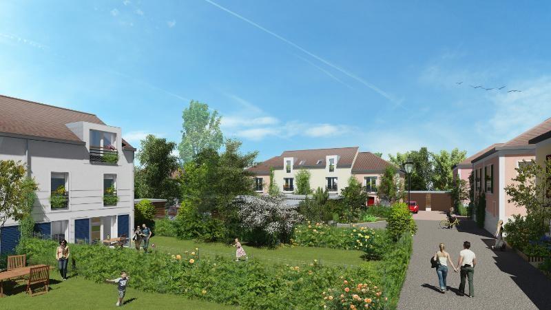 Terrasse du bois dauteuil for Achat maison neuve avantage