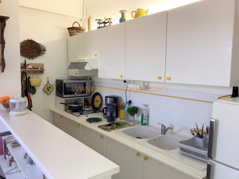 Life annuity apartment Nice 65000€ - Picture 4