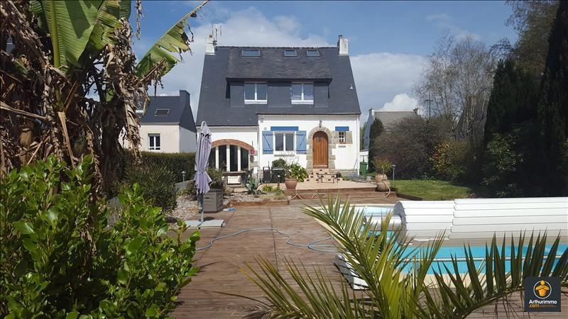 Sale house / villa Auray 266220€ - Picture 1