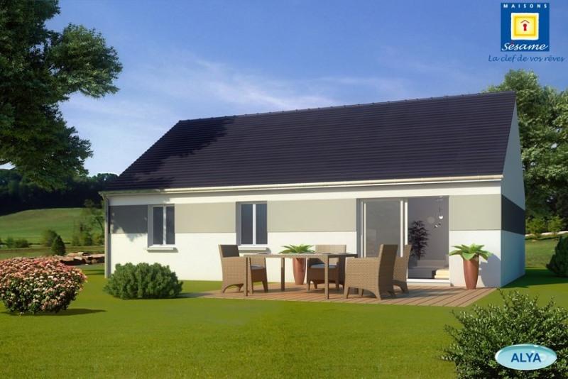 Maison  3 pièces + Terrain 232 m² Chauconin-Neufmontiers par MAISONS SESAME