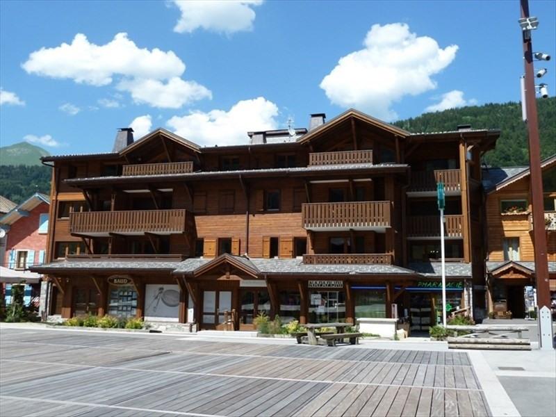Verkoop  appartement Morzine 525000€ - Foto 1