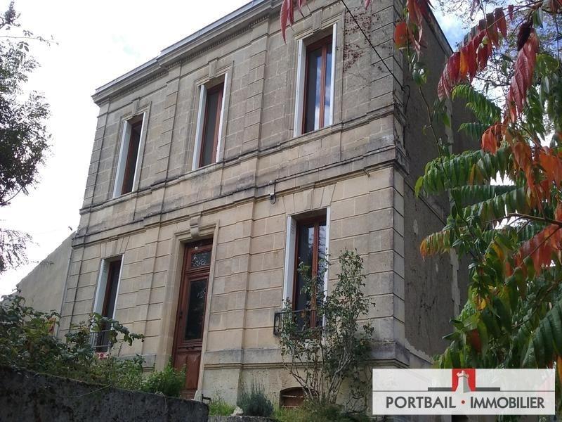 Sale house / villa St ciers de canesse 325000€ - Picture 1