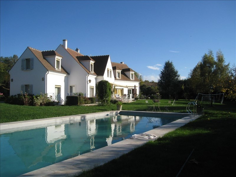 Deluxe sale house / villa Chambourcy 1 680 000€ - Picture 2