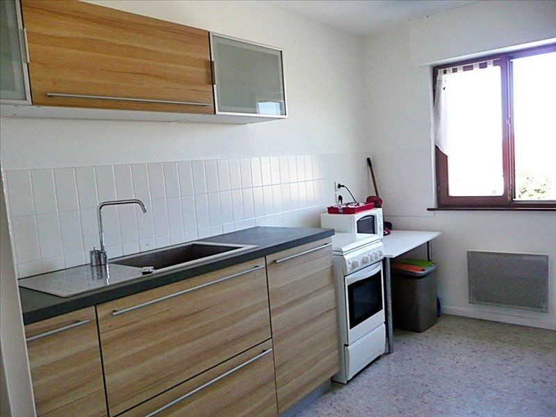 Rental apartment Raon l etape 420€ CC - Picture 1