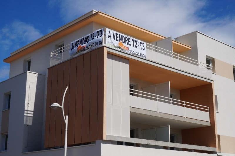 Vendita appartamento Pont eveque 144000€ - Fotografia 9