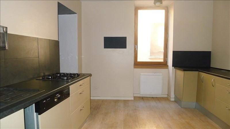 Sale apartment Romans sur isere 140000€ - Picture 1