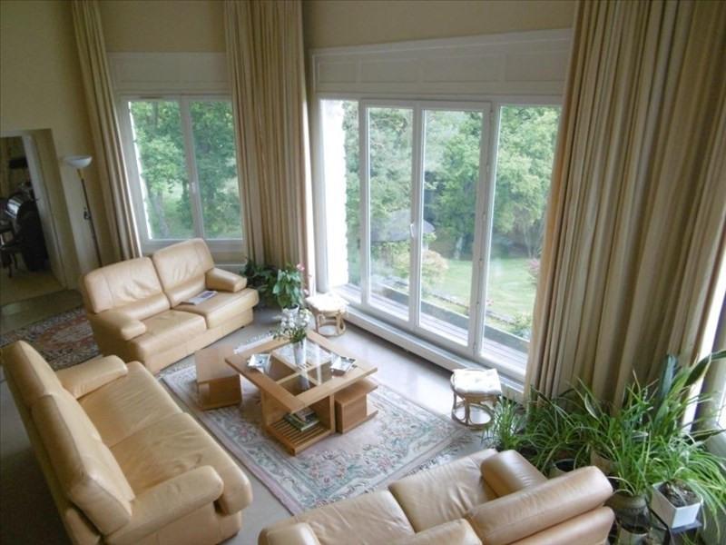 Vente de prestige maison / villa St martin la garenne 890000€ - Photo 5