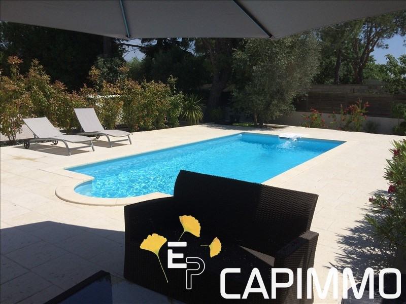 Vente maison / villa Salon de provence 460000€ - Photo 1