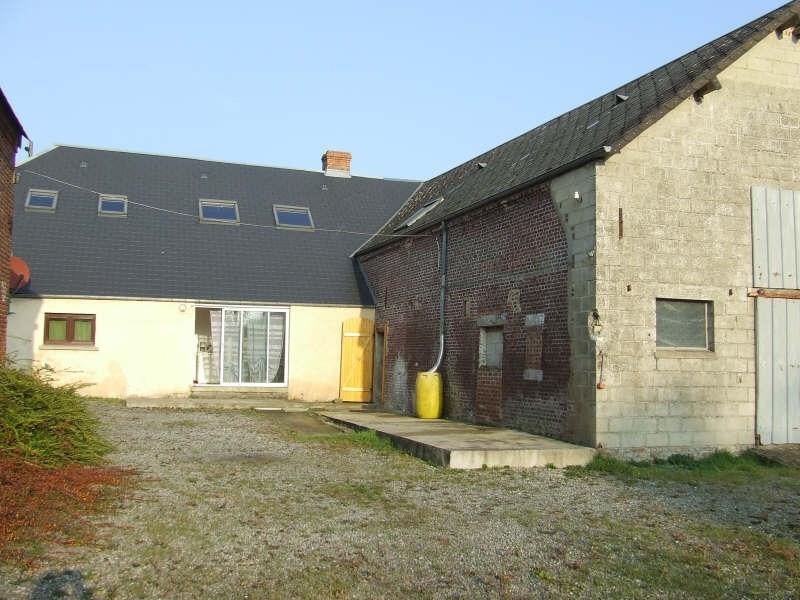 Sale house / villa Avesnes sur helpe 131100€ - Picture 1