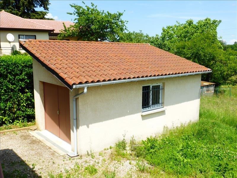 Vente maison / villa Villars les dombes 245000€ - Photo 10