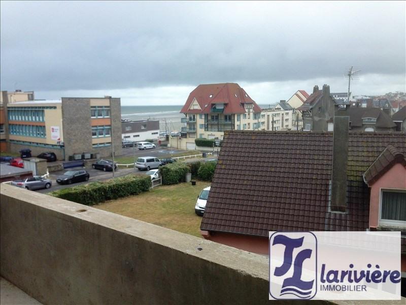 Sale apartment Wimereux 262000€ - Picture 1