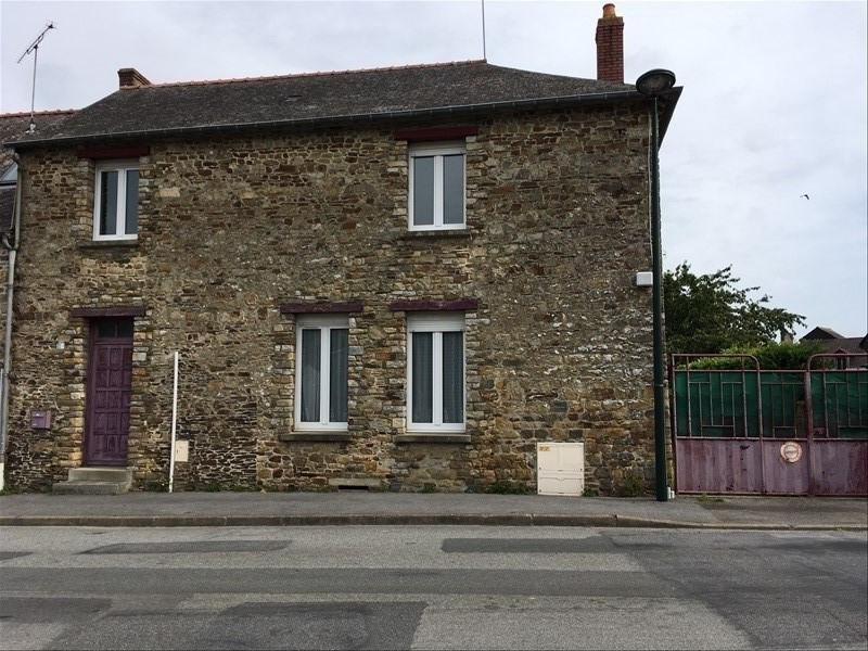 Venta  casa Rennes 90000€ - Fotografía 1