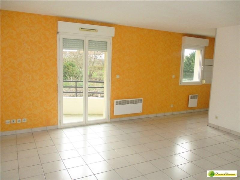 Location appartement St michel 446€ CC - Photo 1
