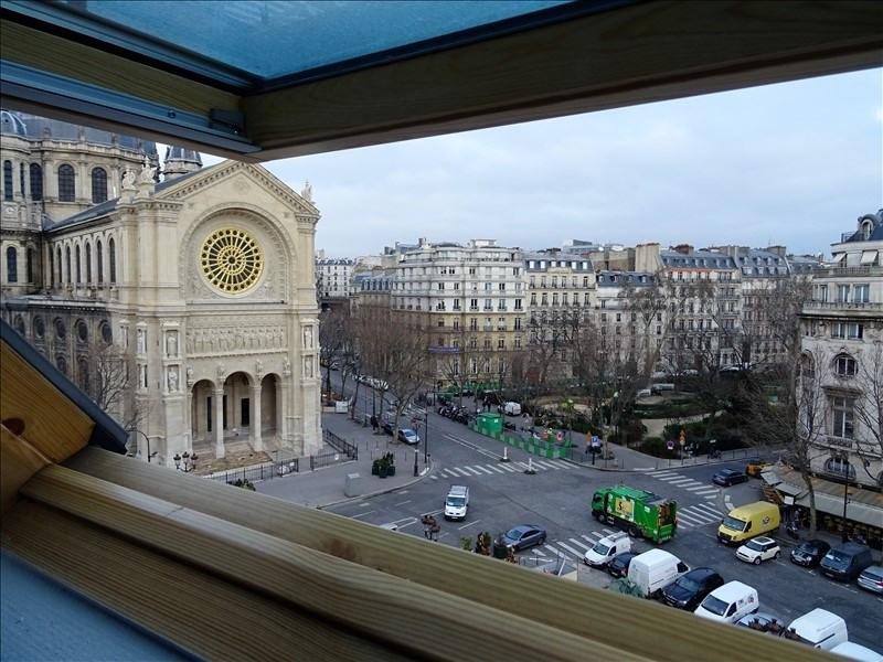 Rental office Paris 8ème 570€ CC - Picture 1