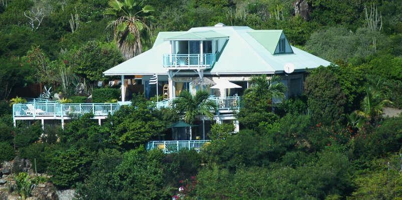Deluxe sale house / villa St martin 870000€ - Picture 4