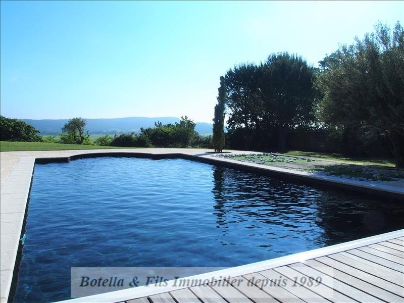 Deluxe sale house / villa Uzes 789500€ - Picture 3