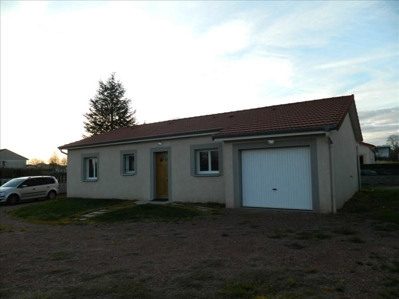Rental house / villa Briennon 700€ CC - Picture 1
