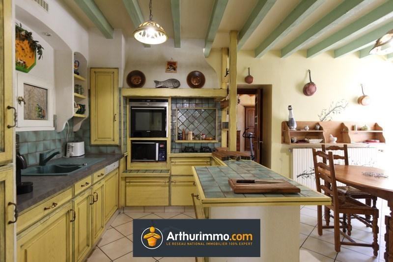 Deluxe sale house / villa Dolomieu 404000€ - Picture 4