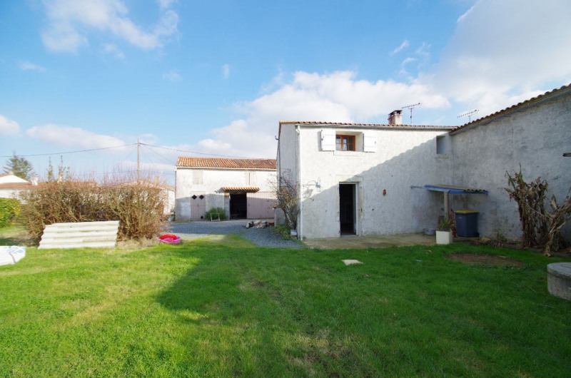 Vente maison / villa Le thou 159000€ - Photo 1