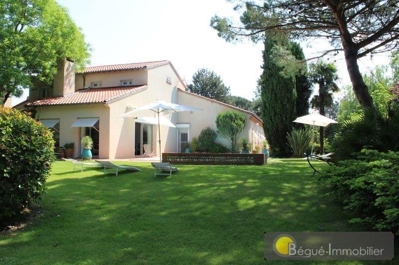 Deluxe sale house / villa 5 mns pibrac 830000€ - Picture 1