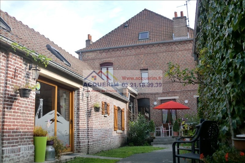 Investment property building Oignies 398000€ - Picture 1