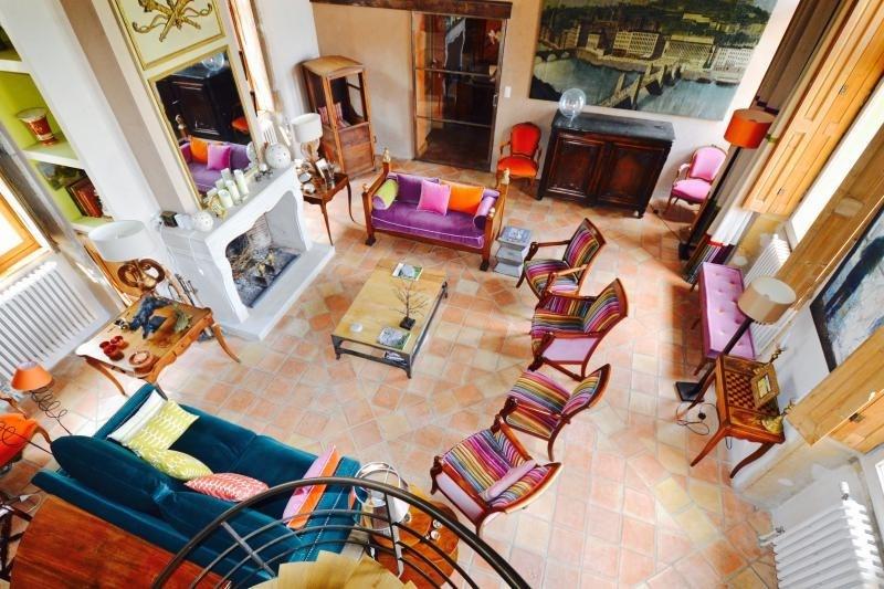 Deluxe sale apartment Lyon 5ème 1690000€ - Picture 1