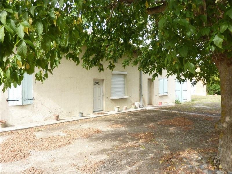 Sale house / villa Lacourt st pierre 189000€ - Picture 1