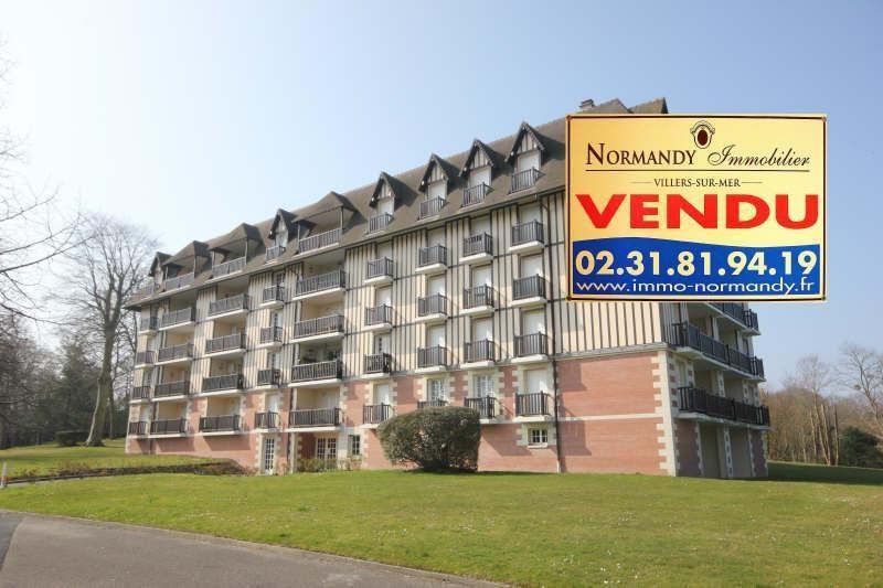 Vente appartement Villers sur mer 367500€ - Photo 1