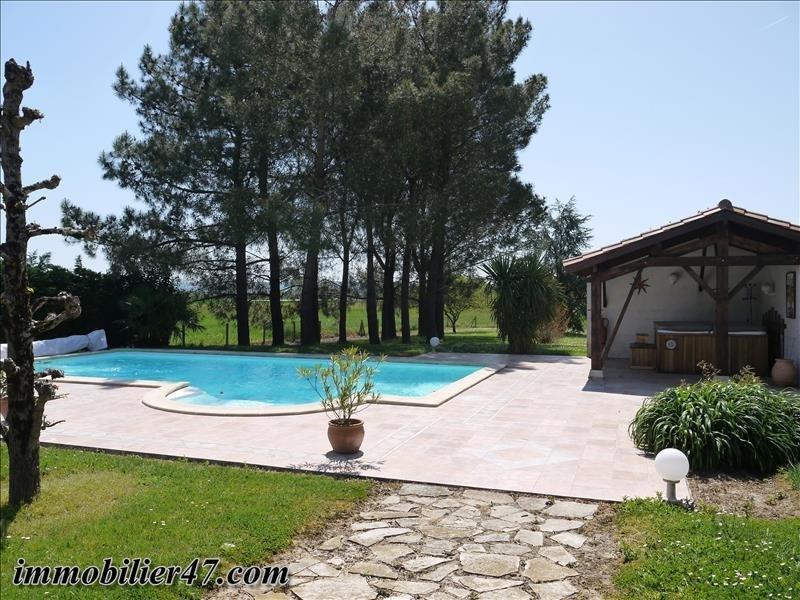 Vente maison / villa Castelmoron sur lot 265000€ - Photo 2