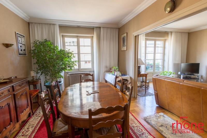 Vente de prestige appartement Lyon 6ème 699000€ - Photo 1