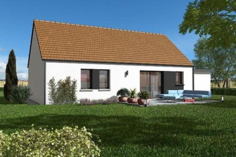 Maison  4 pièces + Terrain 750 m² Mareau-Aux-Prés par maisons PRIMEA