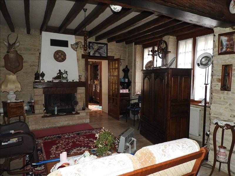 Vente maison / villa Limite champagne bourgogne 123500€ - Photo 4