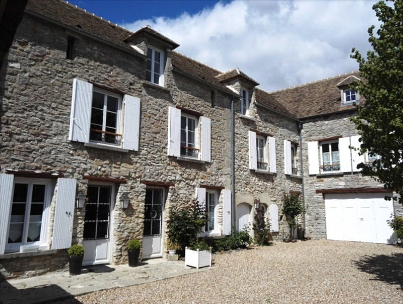 Deluxe sale house / villa Gadancourt 862 000€ - Picture 1