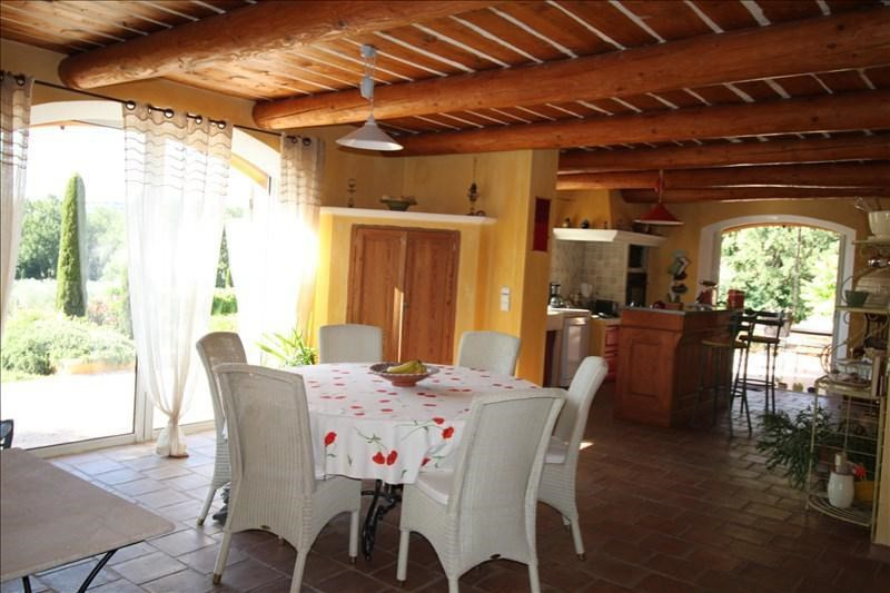 Verkoop van prestige  huis Meyreuil 960000€ - Foto 6