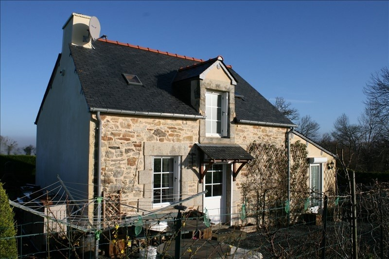 Vente maison / villa Pleugriffet 106000€ - Photo 1