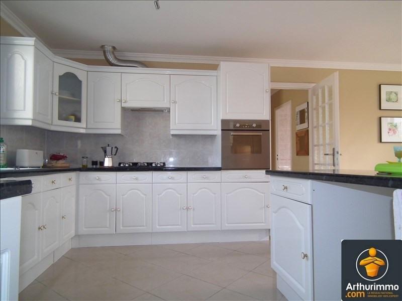 Sale house / villa Matha 168800€ - Picture 10