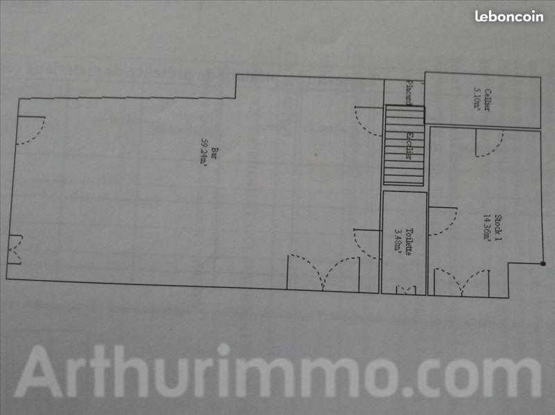 Sale empty room/storage Plaissan 38 700€ - Picture 7