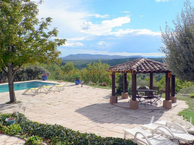 Immobile residenziali di prestigio casa Fayence 892500€ - Fotografia 3