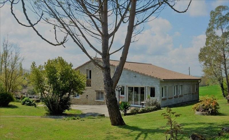 Vente maison / villa Caraman (5 min) 310000€ - Photo 1
