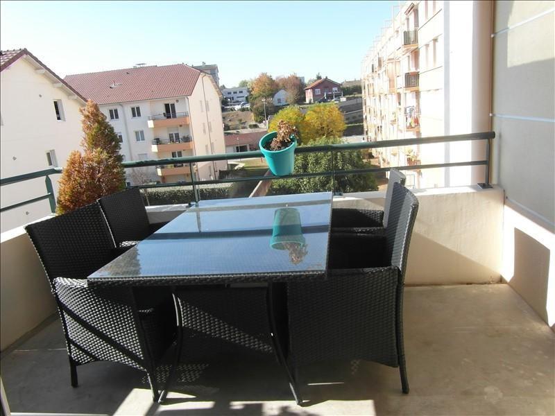 Vente appartement Pont de cheruy 168000€ - Photo 5