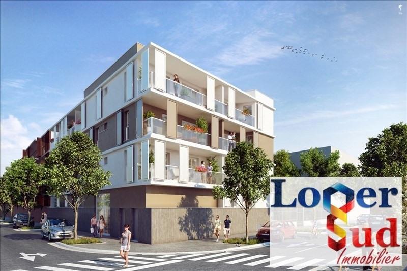 Sale apartment Montpellier 209500€ - Picture 1