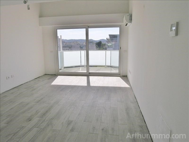 Deluxe sale apartment Juan les pins 405 000€ - Picture 2