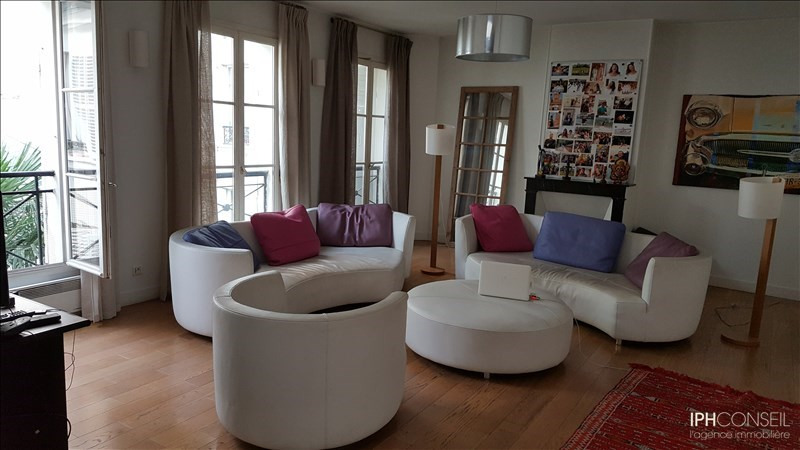 Location appartement Neuilly sur seine 2 350€ CC - Photo 1