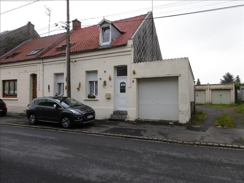 Vente maison / villa Sin le noble 156750€ - Photo 6