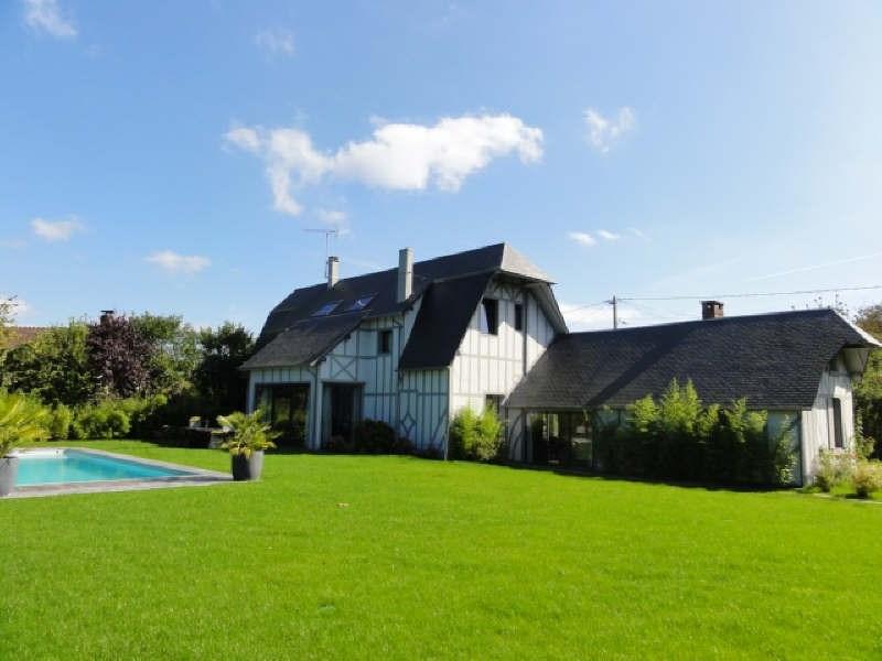 Verkauf von luxusobjekt haus Auberville 695000€ - Fotografie 1