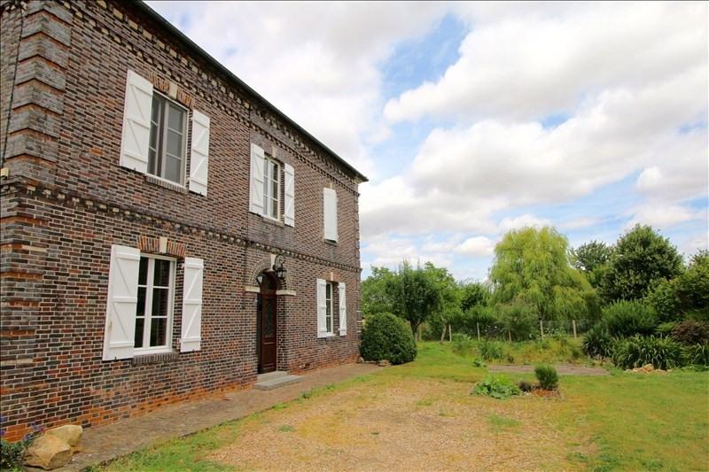 Sale house / villa Conches en ouche 285000€ - Picture 7