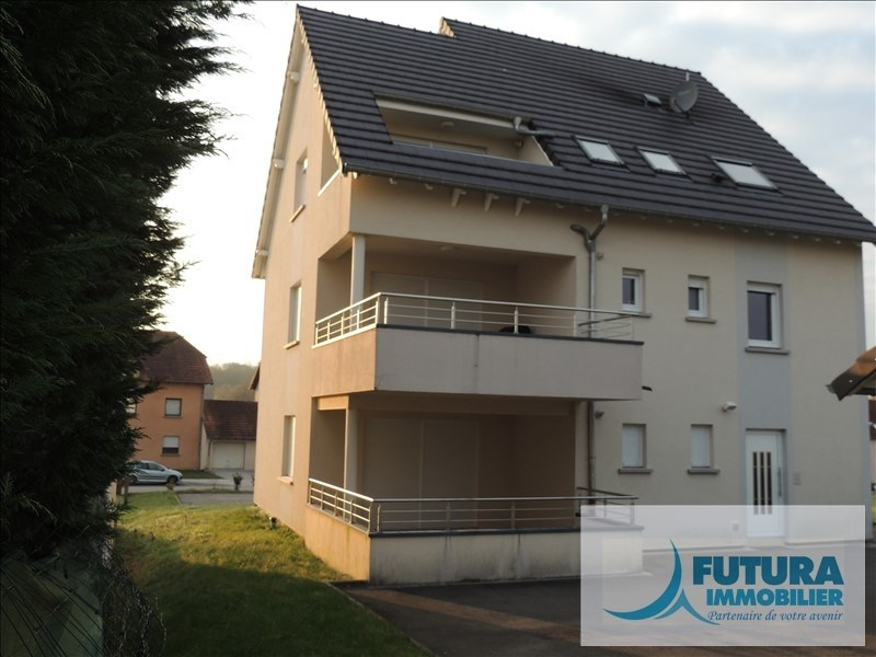 Deluxe sale apartment Woustviller 184 000€ - Picture 2