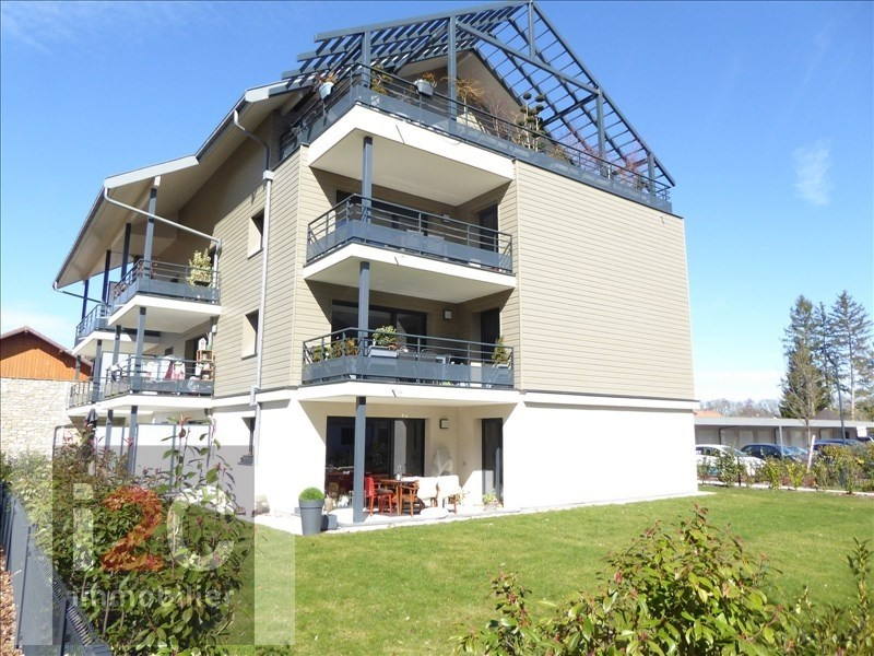 Vente appartement Prevessin-moens 435000€ - Photo 1